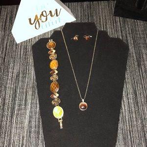 Jewelry - 3pc costume jewelry set